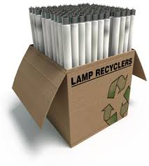 how to dispose of fluorescent light bulbs iron
