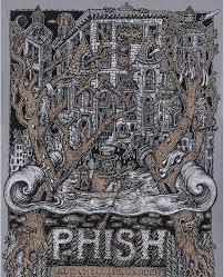 Bathtub Gin Phish Tribute Band by Phish 12 31 2016 New York Ny Panicstream Misc Vault