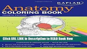 Best Pdf Kaplan Anatomy Coloring Book Ebook