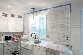 Tiles For Backsplash In Bathroom by How To Tile A Backsplash Part 1 Tile Setting Pretty Handy