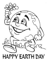 Fancy Earth Day Coloring Pages 37 For Site With