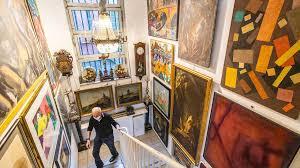 auktionshäuser im netz kunst fürs wohnzimmer
