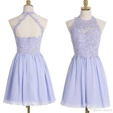 cheap real photos lavender homecoming dresses 2017 a line short