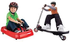 Razor Scooter Or Crazy Car