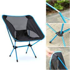 Reclining Camping Chairs Ebay by Folding Beach Chair Ebay