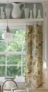 Kitchen Curtain Ideas Above Sink by Best 25 Kitchen Sink Window Ideas On Pinterest Kitchen Window