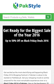 50 Off On Black Friday by Beauty And Dewdrop Blog Black Friday Pakistan