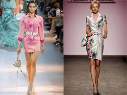 Womens Fashion Chemises Shirt Dresses Trend Spring Summer