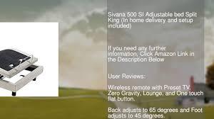 Adjustable Bed Base Split King by Product Review Sivana 500 Si Adjustable Bed Split King In Home
