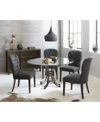 Macys Round Dining Room Table by Caspian Round Metal Dining Table 60