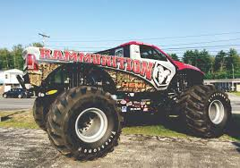 Monster Trucks Gear Up For Saco Invasion | Journal Tribune