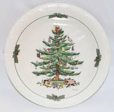 Spode Christmas Tree Gold by Dining Room Spode Xmas Plates Spode Christmas Tree China