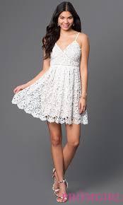 short a line spaghetti strap lace dress spaghetti strap dresses