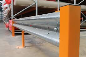 Warehouse Rack Barriers Preventing Damage To Your Racking Systems