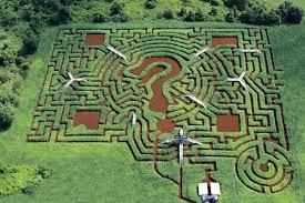 Pumpkin Patch Colorado Springs Woodmen by Davis Mega Mystery Maze Us Minotauros Laberintos Y Mandrágoras