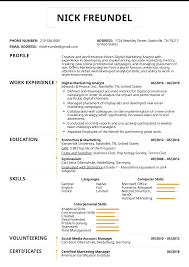 Resume Examples By Real People: Digital Marketing Analyst ... Social Media Manager Resume Lovely 12 Social Skills Example Writing Tips Genius Pdf Makeover Getting Riley A Digital Marketing Job Codinator Objective 10 To Put On Letter Intern Samples Velvet Jobs Luxury Milton James Template Workbook Package Ken Docherty Computer For Examples Floatingcityorg Write Cover Career Center Usc