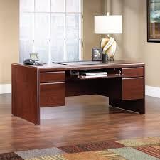 Sauder Office Port Executive Desk by Amazing Sauder Office Desk Also Furniture Home Design Ideas With
