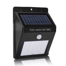 l led exterior wall lights solar spot lights external solar