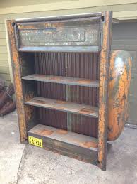 Full Truck Bed Shelving Units. All Have Under Shelf Lighting And ...