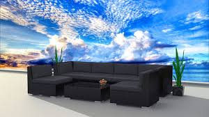 Amazon.com : Urban Furnishing.net - BLACK SERIES 7b Modern Outdoor ... Patio Ideas Cinder Block Diy Fniture Winsome Robust Stuck Fireplace With Comfy Apart Couch And Chairs Outdoor Cushioned 5pc Rattan Wicker Alinum Frame 78 The Ultimate Backyard Couch Andrew Richard Designs La Flickr Modern Sofa Sets Cozysofainfo Oasis How To Turn A Futon Into Porch Futon Pier One Loveseat Sofas Loveseats 1 Daybed Setup Your Backyard Or For The Perfect Memorial Day Best Decks Patios Gardens Sunset Italian Sofas At Momentoitalia Sofasdesigner Home Crest Decorations Favorite Weddings Of 2016 Greenhouse Picker Sisters