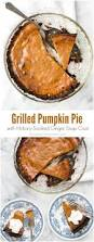 Gingersnap Pumpkin Pie Cheesecake by Grilled Pumpkin Pie With Hickory Smoked Ginger Snap Crust