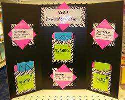 Back Tri Fold Poster Board Decoration Ideas