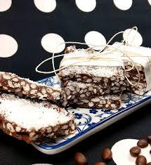 kaffeeliebe puffreis schoko häppchen mit kaffee und kokos