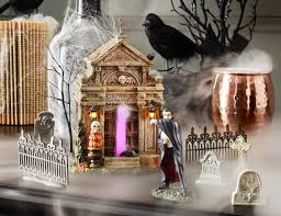 Dept 56 Halloween Village 2015 by 2017 Mid Year Village Introductions Department 56 Blog