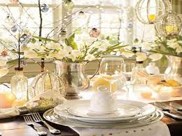 Decoration Brunch Table Decorations Ideas With Luxury Style Spring Centerpiece Centerpieces Baby