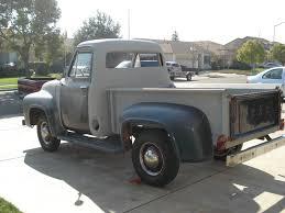 100 1953 Ford Truck F100