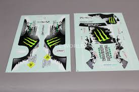 100 Monster Energy Rc Truck RC Car RACING Drift DECALS Stickers MONSTER ENERGY Nissan 180