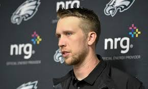 How did Nick Foles end up back as the Eagles starting QB