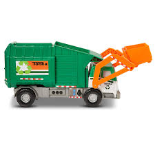 100 Tonka Strong Arm Garbage Truck Amazoncom Mighty Motorized FFP Toys Games