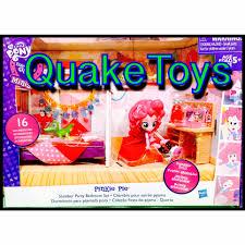 My Little Pony Bed Set by My Little Pony Equestria Girls Minis Pinkie Pie Bedroom Slumber