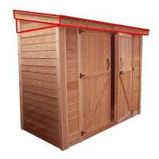 6x8 Storage Shed Home Depot by Size Of Support Timber For Shed Roof The Home Depot Community