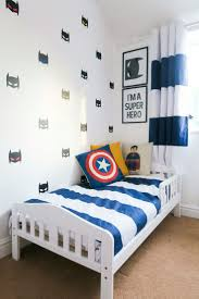 Toddler Room Ideas Boy Super Hero Bedroom Tour