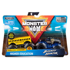 100 Monster Truck Track Set Spin Master Jam Jam Official Higher Education Vs