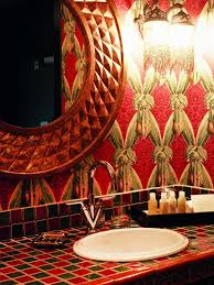 Leopard And Red Bathroom Decor by Rustic Bathroom Decor Ideas Pictures U0026 Tips From Hgtv Hgtv