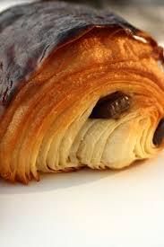 croissants et pains au chocolat pâte levée feuilletée les