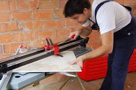 manual tile cutters walls and floors