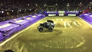100 Monster Trucks Cleveland Jam 2016 YouTube