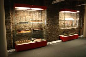 Museum Display Cases From Britannia Storage Systems