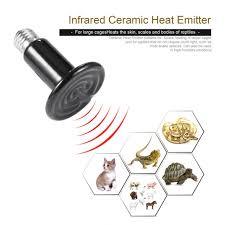 infrared ceramic heat emitter l bulb pet appliance heat l