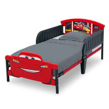 Lighting Mcqueen Toddler Bed by Disney Pixar Cars 3d Toddler Bed Toys