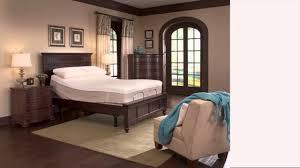 Adjustable Split Queen Bed by Sleep Science Adjustable Base Youtube