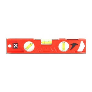 Kapro 923-10-10 Cast Aluminum Toolbox Level - with Plumb Site, 10""