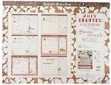 2017 susan branch 12 month desk blotter calendar ebay