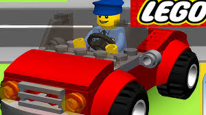 CARTOON LEGO® Juniors Create - Car. Racecar, Truck - Children's Game ...