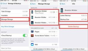 Solved] There Was A Problem Enabling iCloud Backup drne