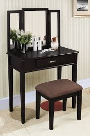 Makeup Vanity Table With Lights And Mirror by Vanity Wood Makeup Vanity Table Set Mirror Makeup Vanity